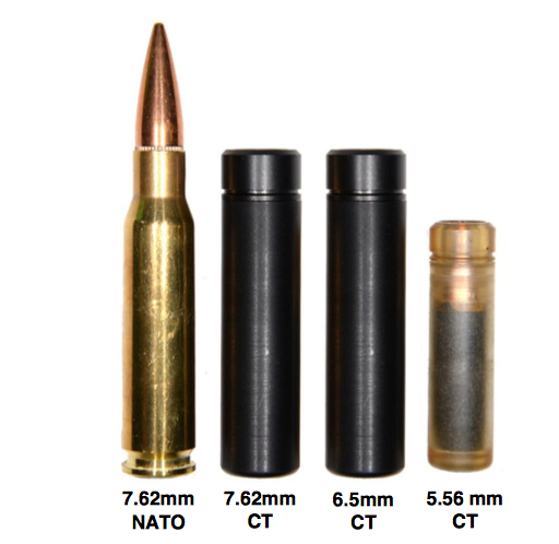 telescoped-ammunition