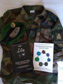 Ηρακλή Παπαδόπουλο από την 2eme régiment etranger du génie